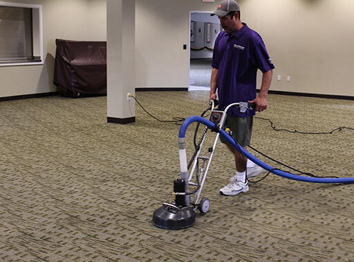 Thumbnail for Commercial Carpet Cleaning