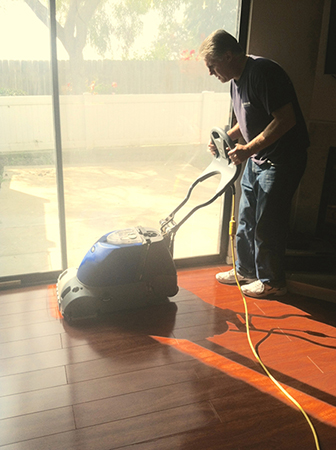 Orange County hardwood floor cleaning experts are here to help you restore your floors and make them last longer.